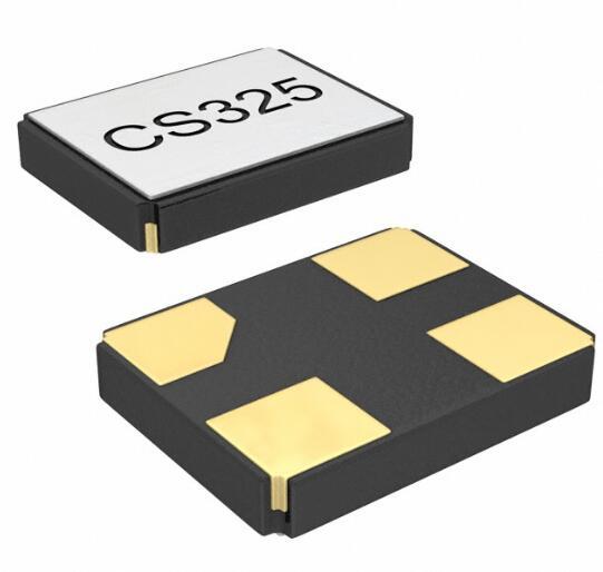 CX3225SA无源晶体振荡器的额定工作频率为8MHz~54MHz,存储温度范围和工作温度范围为-40~150,激励功率DL 200 mW(最大),频率容限<50×10-6(25~3),负载电容为8pF。由于汽车环境的特殊性,汽车用晶体振荡器的性能要求比民用和工业用晶体振荡器的性能要求更为严格。汽车级晶体振荡器的可以适应-40~125~C的工作温度范围,为了提高汽车ECU的加工性能,需要使晶体振荡器的频率向高频方向移动。要求满足AEC-Q200所代表的高可靠性和零缺陷等汽车级产品的高质