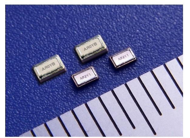 世界最小顶尖的「TFX-04C.TFX-03C」晶振实现低消耗电流化