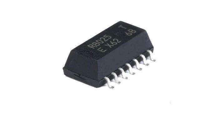 RX-8025T时钟模块,为三相电表提供卓越性能
