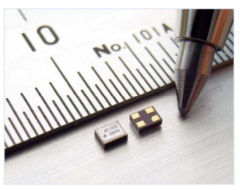 超小型的FCXO-07有源晶振为医疗PCB板节省多达60%的空间