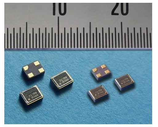 FCXO-05C FCXO-06C 32.768K有源晶振完美匹配RTC时钟