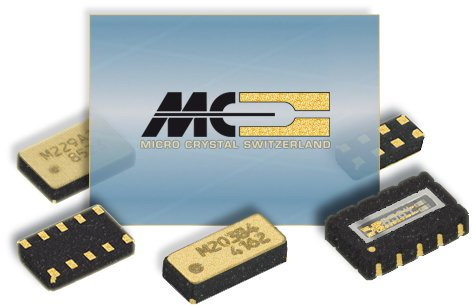 Micro Crysta瑞士微晶32.768KHz时钟晶体市场的新宠儿