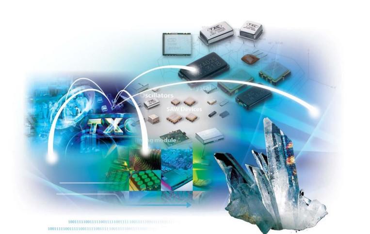 TXC晶振紧跟全球行业最前沿技术步伐