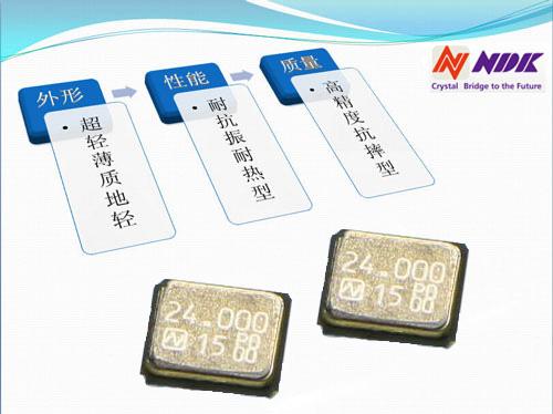 """NX2016SA晶振为您提供""""完美""""的无线连接设备方案"""