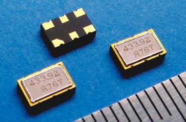 大河晶振开发出基本波300MHz以上的高频的Lamb波晶振