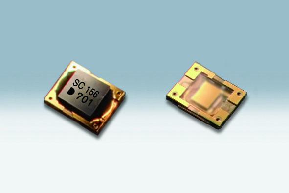 最小最轻薄的DS1008JC差分LVDS晶振震惊全球