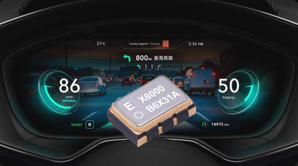 50.3KHz传感器汽车导航系统的好帮手